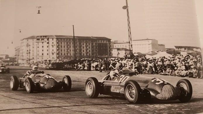 GP de Italia de F1 de 1947 - Carlo Felice Trossi y Achille Varzi