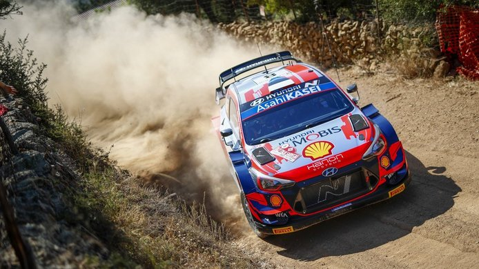 Hyundai busca avivar la lucha por el título del WRC en el Acrópolis Rally