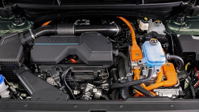 KIA Sportage 2022 - motores