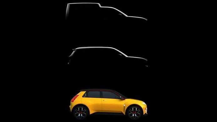 Los nuevos coches eléctricos de Renault