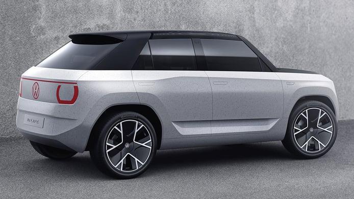Volkswagen ID. Life - posterior