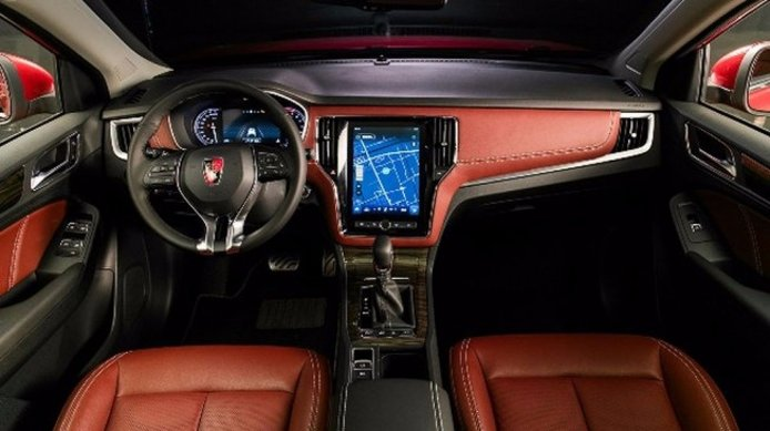 Alibaba RX5 - interior