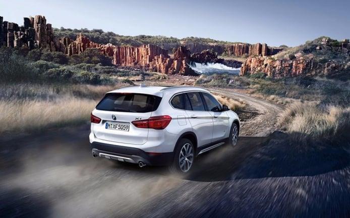 BMW X1 - posterior