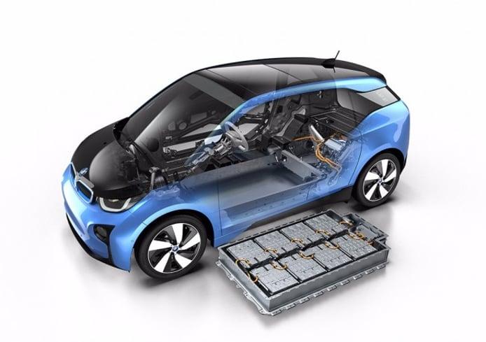 BMW i3 con batería de 33 kWh