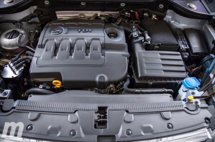 Motor TDI del SEAT Ateca