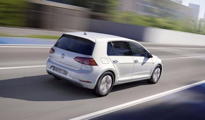 Volkswagen e-Golf 2017 - posterior