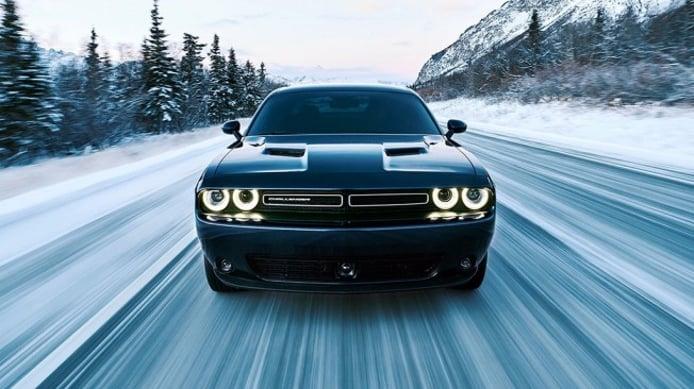 Dodge Challenger GT 2017 - frontal
