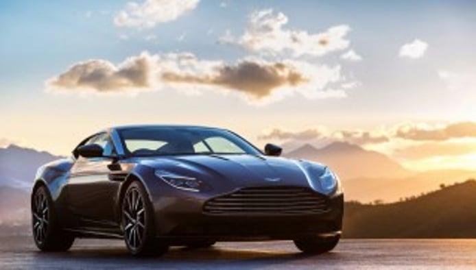Foto 1 - Aston Martin DB11