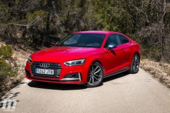 Foto 2 - Audi S5 Coupé