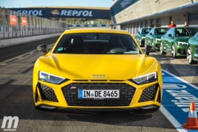 Foto 1 - Audi Sportscar Driving Experience