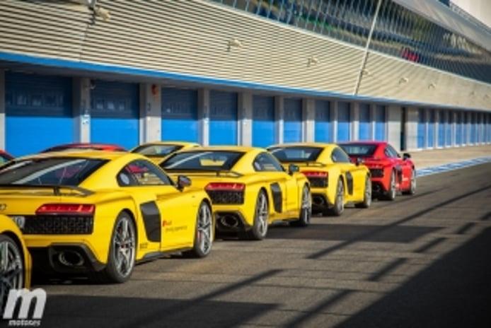 Foto 3 - Audi Sportscar Driving Experience