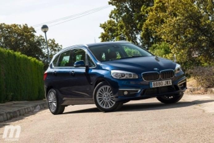 Foto 2 - BMW 218d Active Tourer