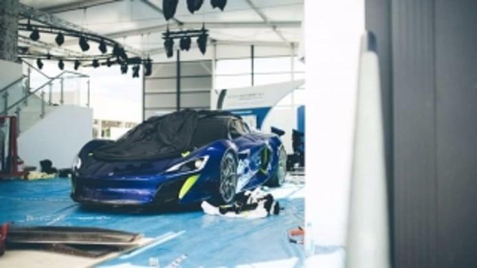 Foto 1 - Festival of Speed de Goodwood 2017