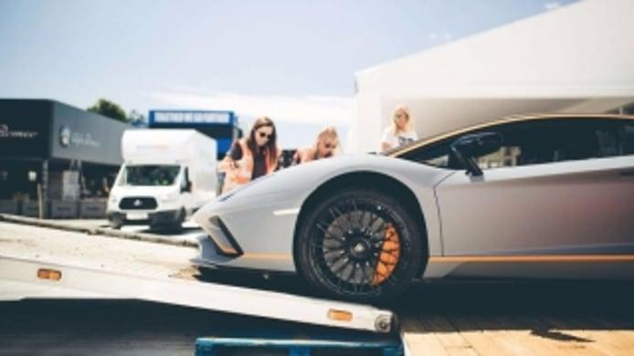 Foto 3 - Festival of Speed de Goodwood 2017
