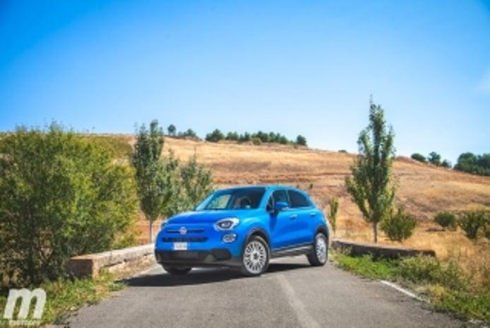 Foto 2 - Presentación Fiat 500x 2019 Urban y Cross