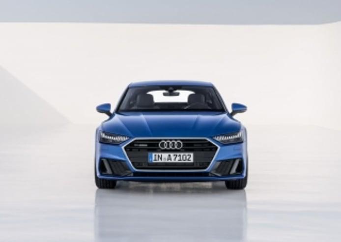 Foto 1 - Fotos Audi A7 Sportback 55 TFSI quattro S tronic