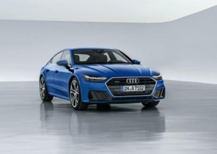 Foto 3 - Fotos Audi A7 Sportback 55 TFSI quattro S tronic