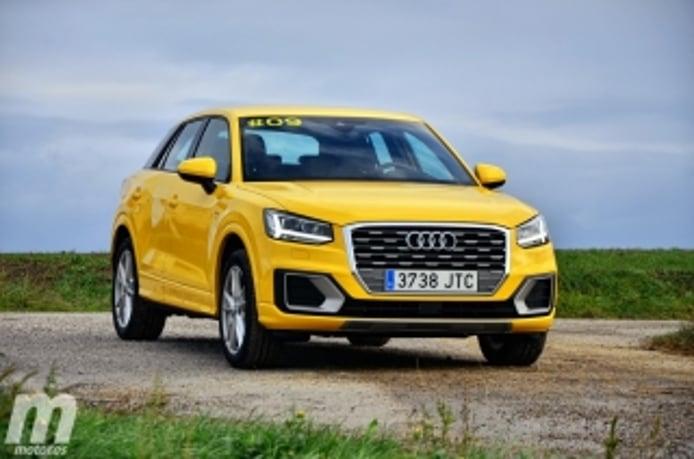 Foto 1 - Fotos Audi Q2 1.6 TDI 116 CV