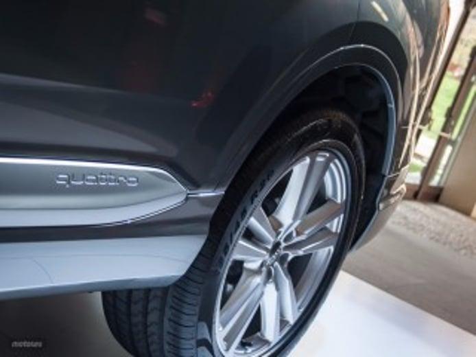 Foto 1 - Fotos Audi Q7 2015
