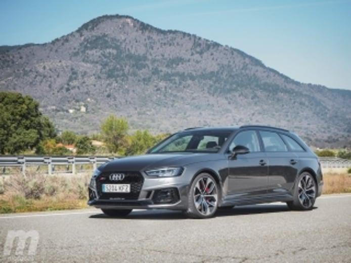 Foto 1 - Fotos Audi RS 4 Avant 2018
