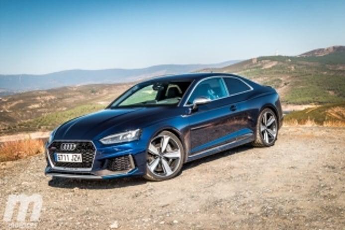Foto 1 - Fotos Audi RS 5 Coupé