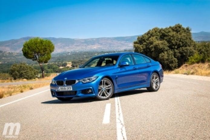 Foto 1 - Fotos BMW 420d Gran Coupé
