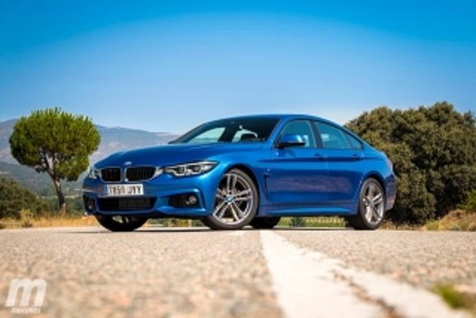 Foto 2 - Fotos BMW 420d Gran Coupé