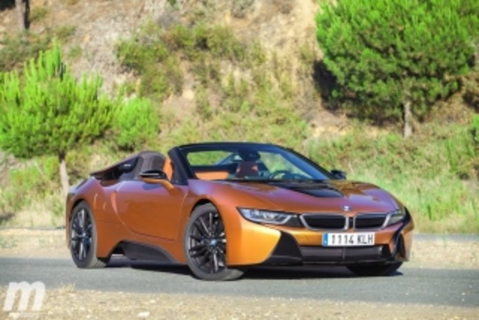 Foto 1 - Fotos BMW I8 Roadster First Edition