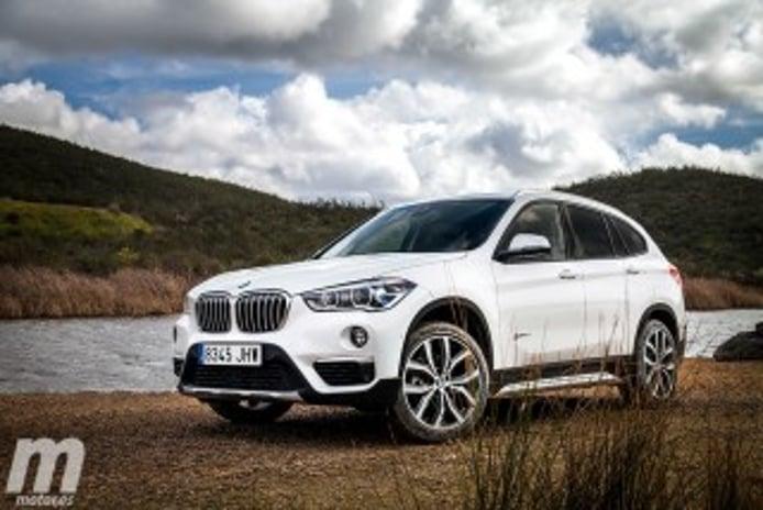 Foto 1 - Fotos BMW X1 2016