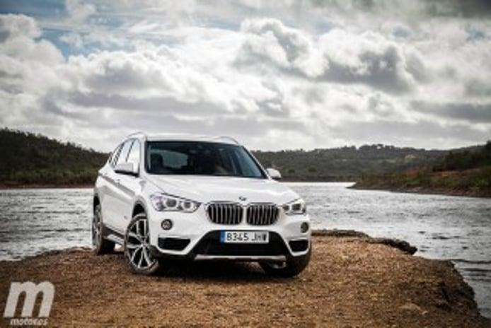 Foto 3 - Fotos BMW X1 2016