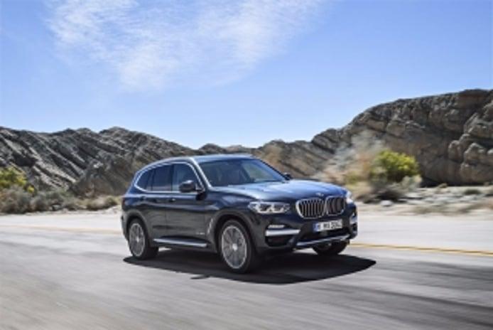 Foto 1 - Fotos BMW X3 2018 oficial