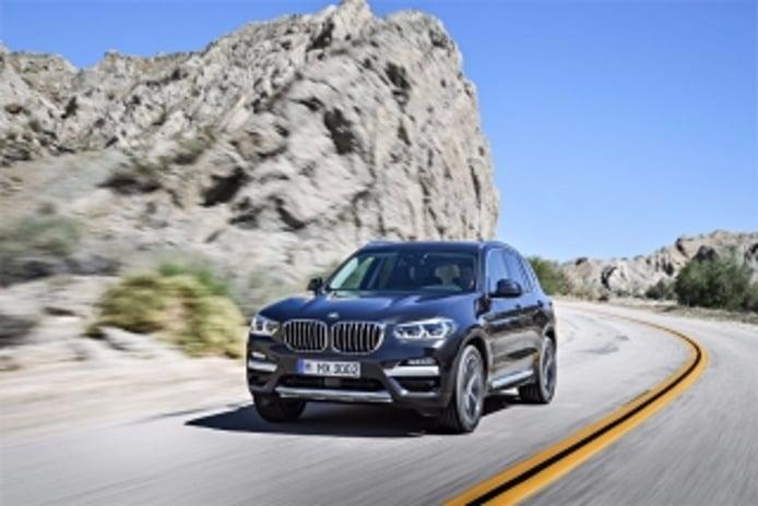 Foto 2 - Fotos BMW X3 2018 oficial