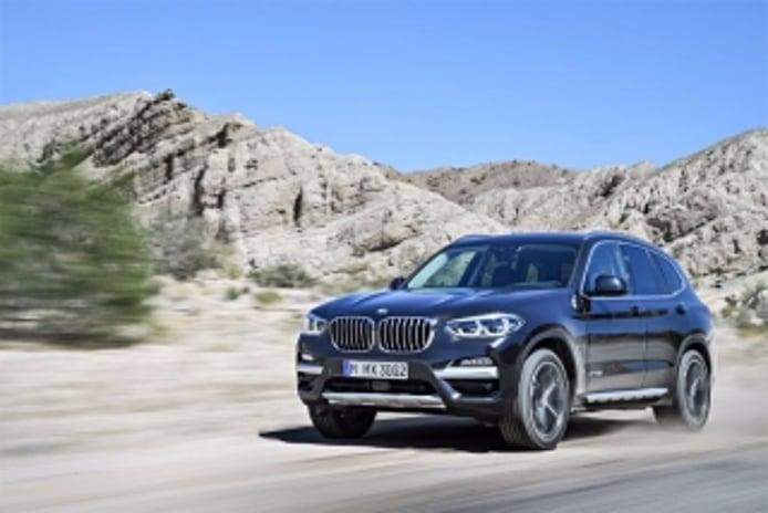 Foto 3 - Fotos BMW X3 2018 oficial