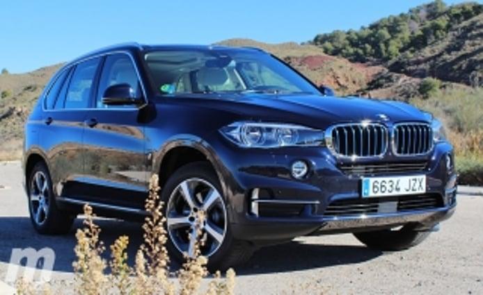 Foto 1 - Fotos BMW X5 xDrive40e iPerformance