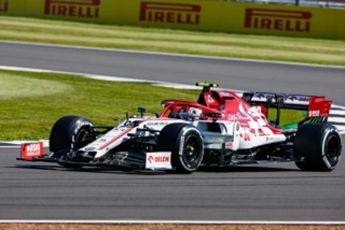 Foto 2 - Las fotos del GP de Gran Bretaña F1 2020