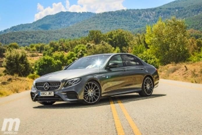 Foto 1 - Fotos Mercedes-AMG E 43