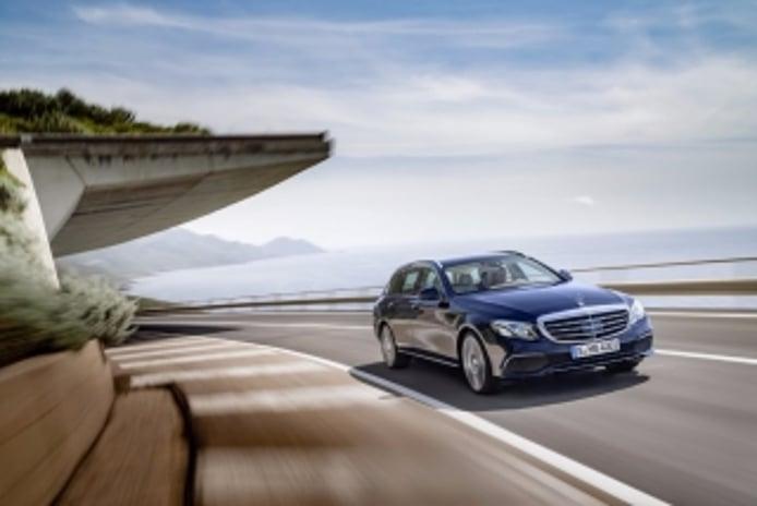 Foto 3 - Fotos Mercedes-Benz Clase E Estate 2017 y Mercedes-AMG E 43