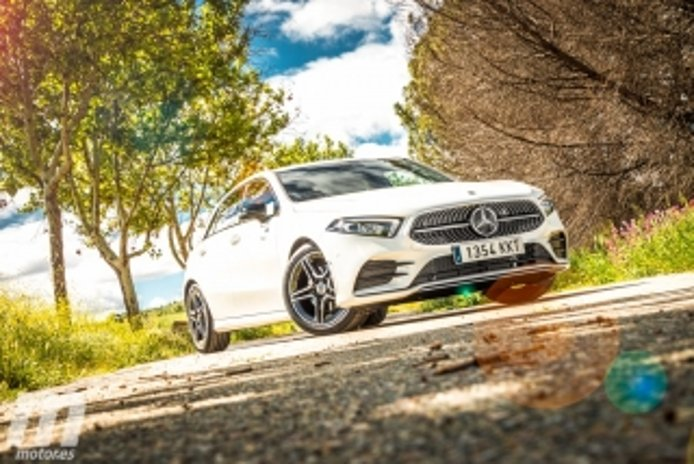 Foto 1 - Fotos Mercedes Clase A 2018