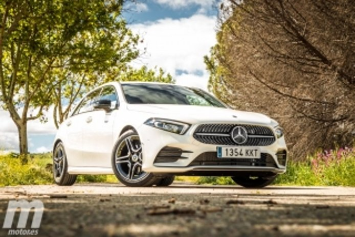 Foto 2 - Fotos Mercedes Clase A 2018