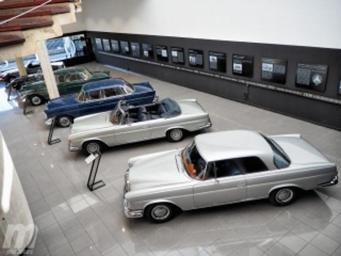 Foto 1 - Fotos Museo Aguinaga de clásicos Mercedes-Benz