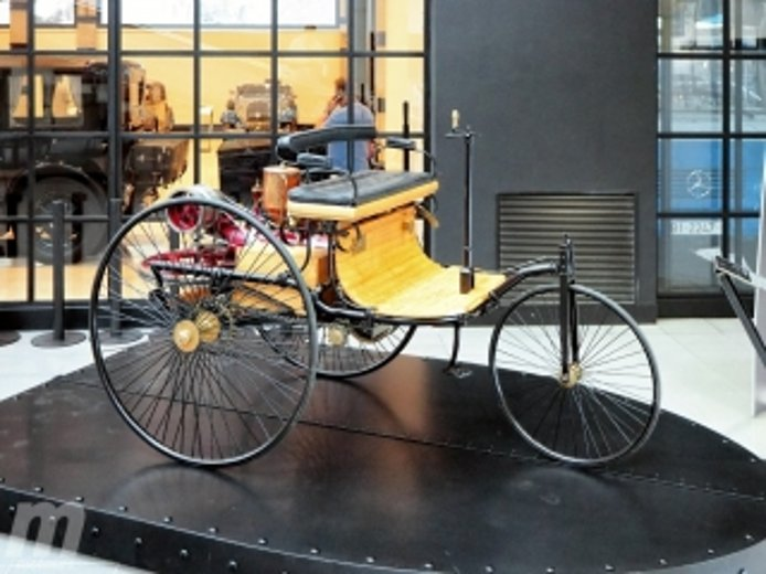 Foto 3 - Fotos Museo Aguinaga de clásicos Mercedes-Benz
