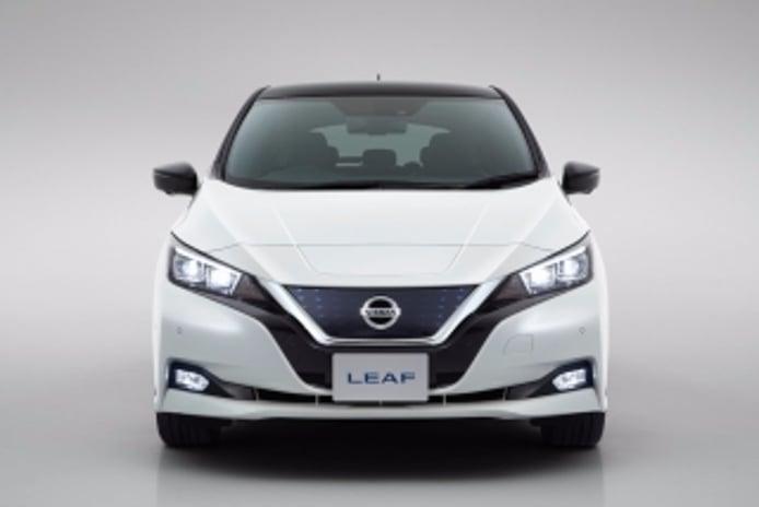 Foto 1 - Fotos Nissan Leaf 2018