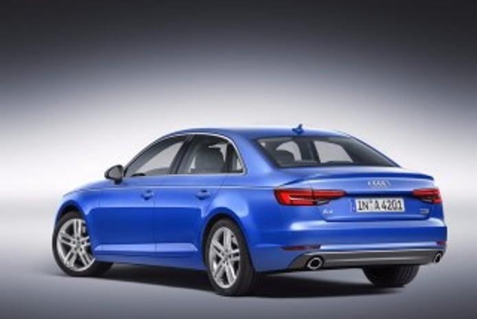 Foto 3 - Fotos nuevo Audi A4 2015