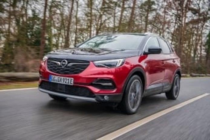 Foto 1 - Fotos Opel Grandland X Hybrid4