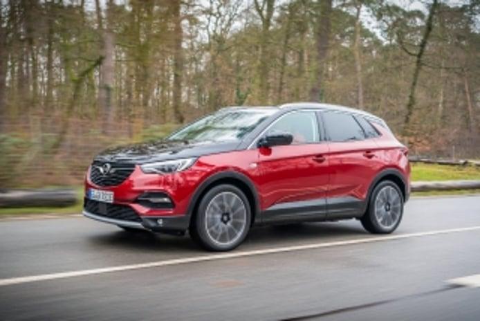 Foto 2 - Fotos Opel Grandland X Hybrid4