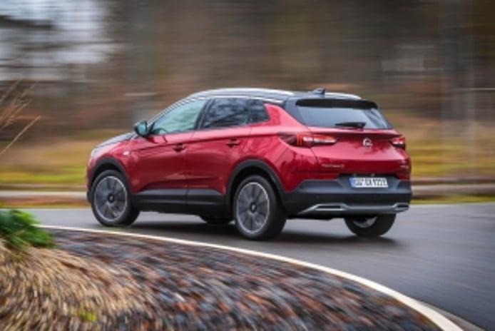 Foto 3 - Fotos Opel Grandland X Hybrid4