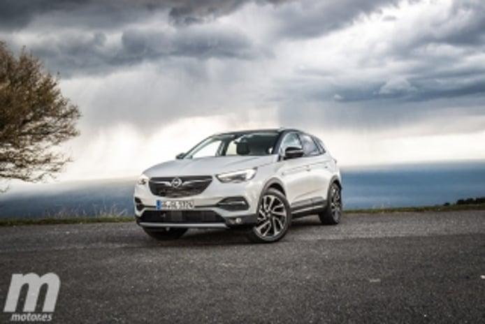 Foto 1 - Fotos Opel Grandland X Ultimate