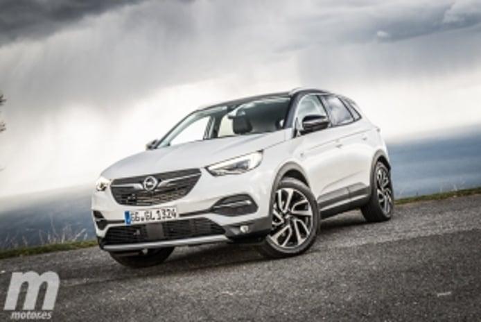 Foto 2 - Fotos Opel Grandland X Ultimate