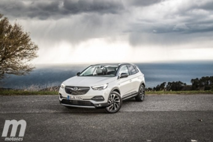 Foto 3 - Fotos Opel Grandland X Ultimate