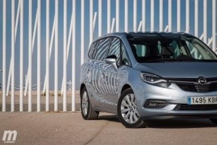 Foto 2 - Fotos Opel Zafira 1.6 CDTi